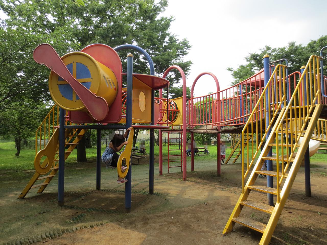 実籾本郷公園の画像