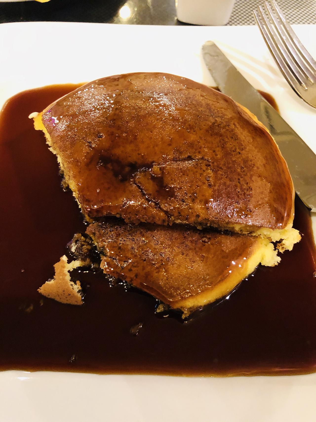 ホットケーキの写真2