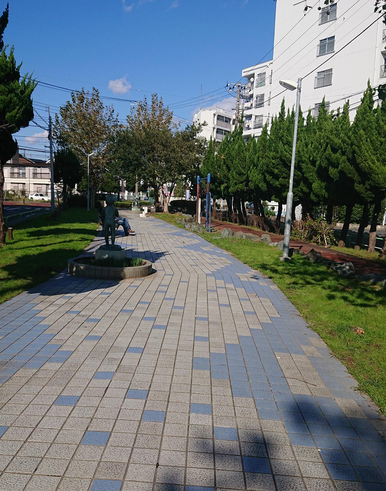 遊歩道の写真2