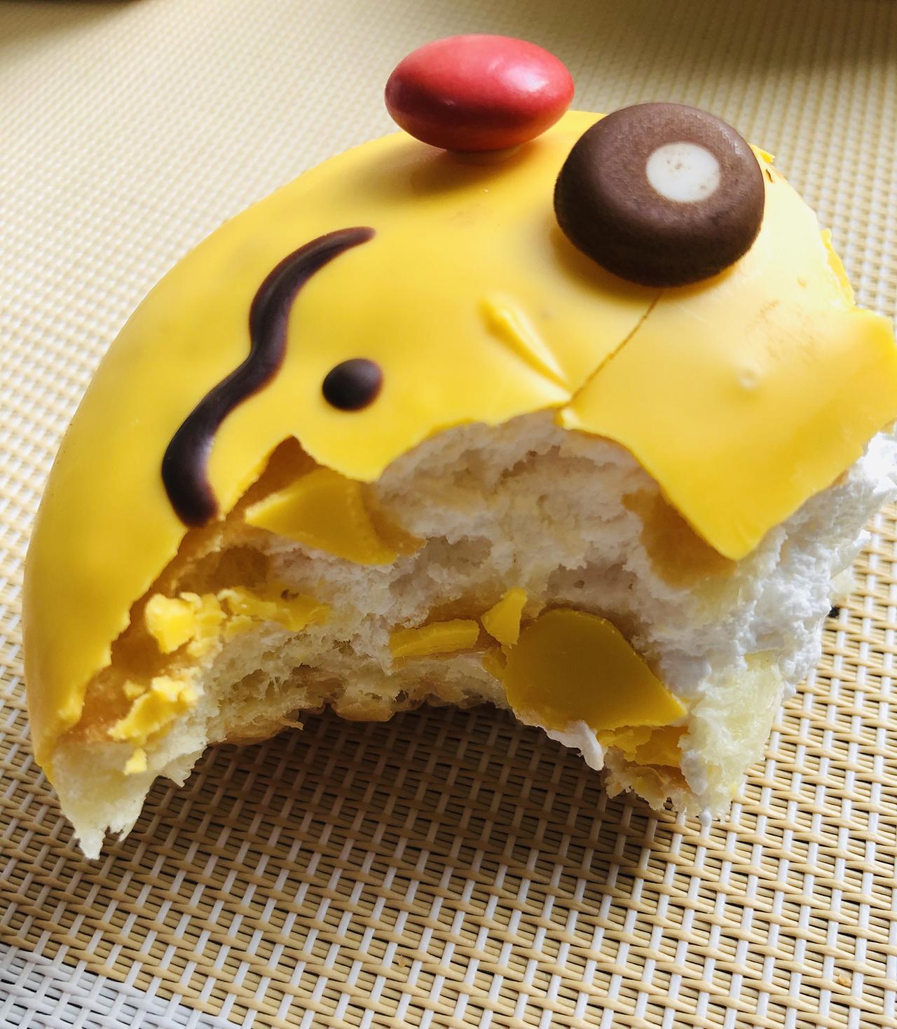 ピカチュウドーナツの写真3