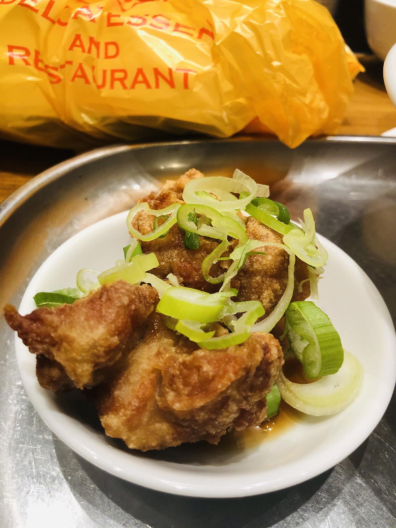 油淋鶏の写真