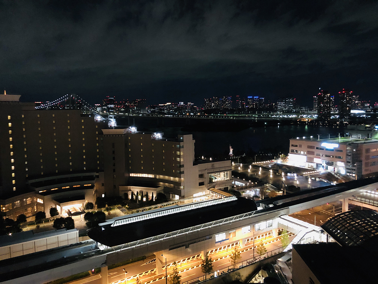GRAND NIKKO TOKYO DAIBA(グランドニッコー東京 台場)の投稿写真5