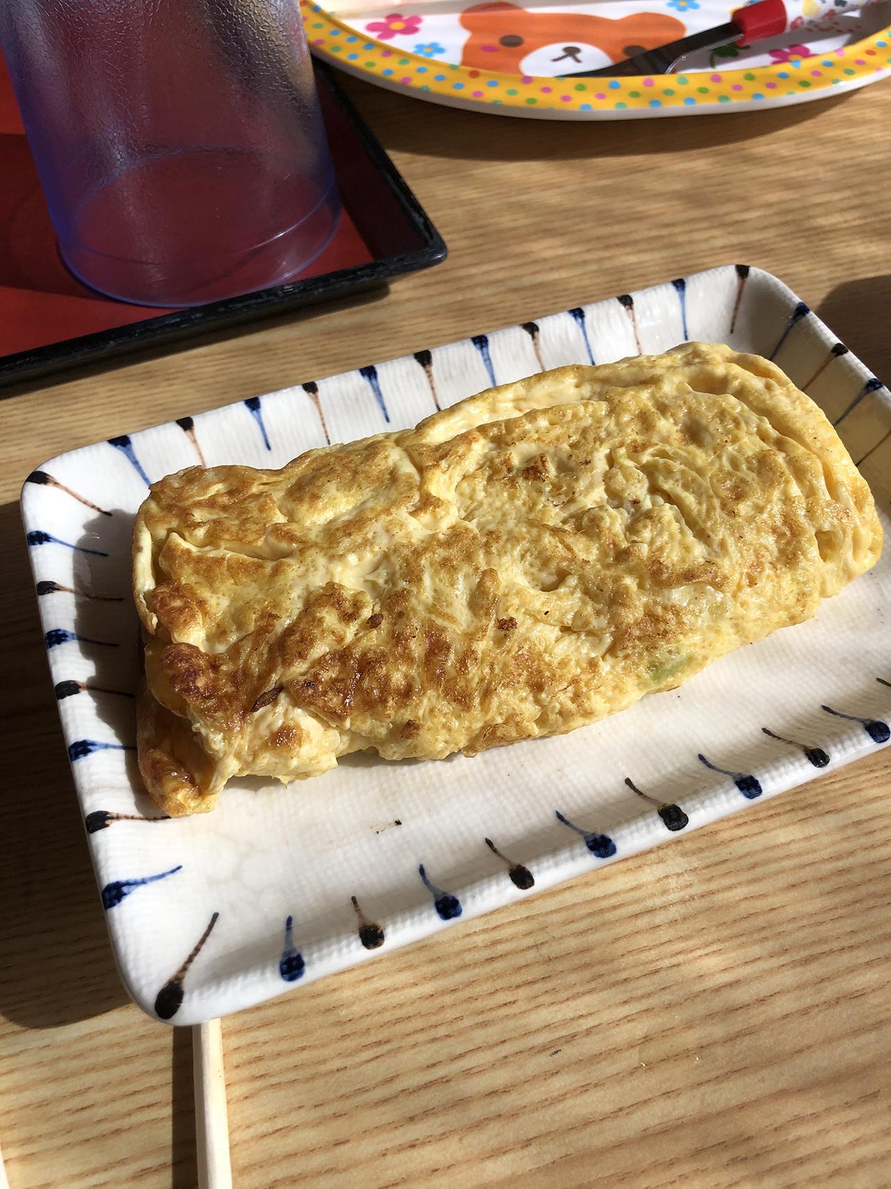 卵焼きの写真