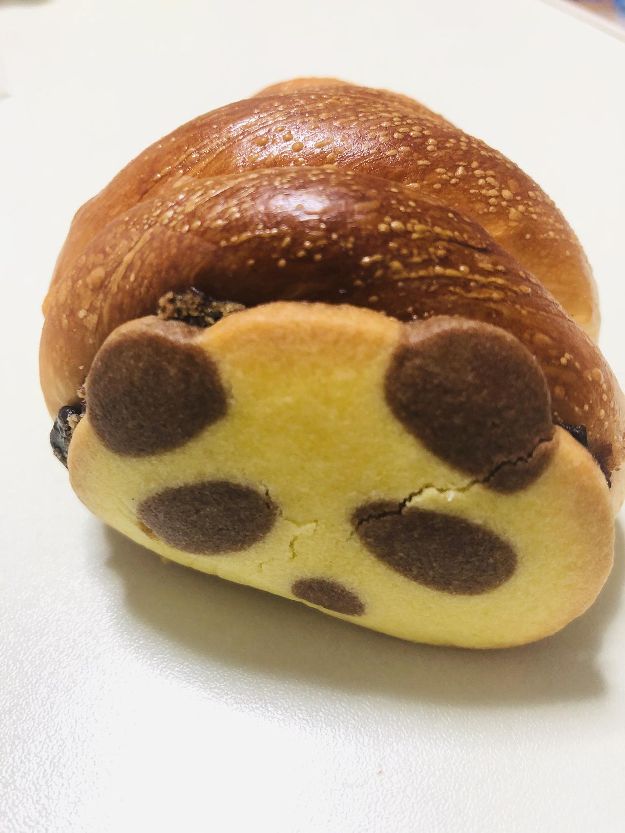 パンダのパンの写真
