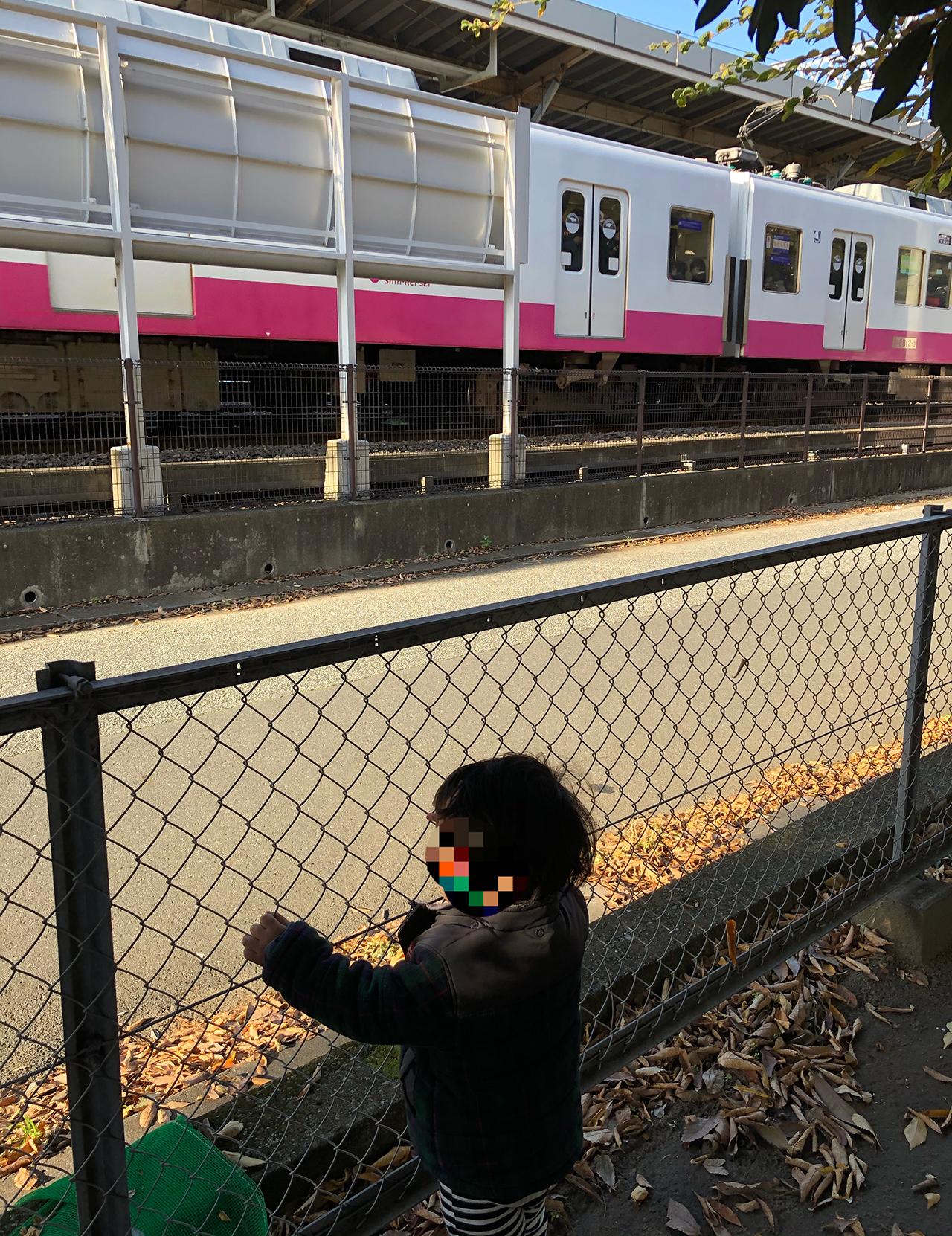 新京成線の写真