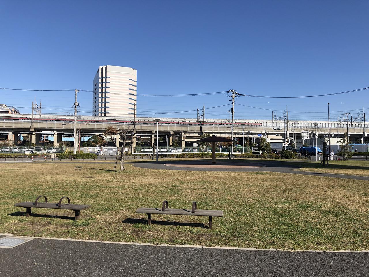 京葉線の写真