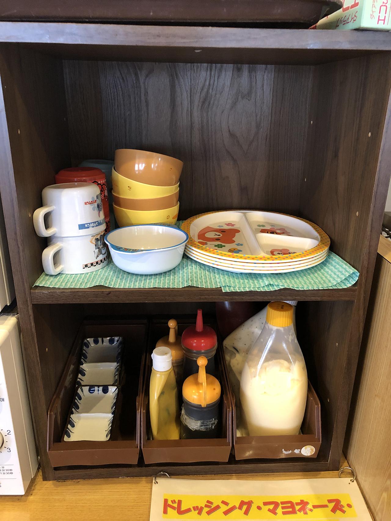 子供食器の写真