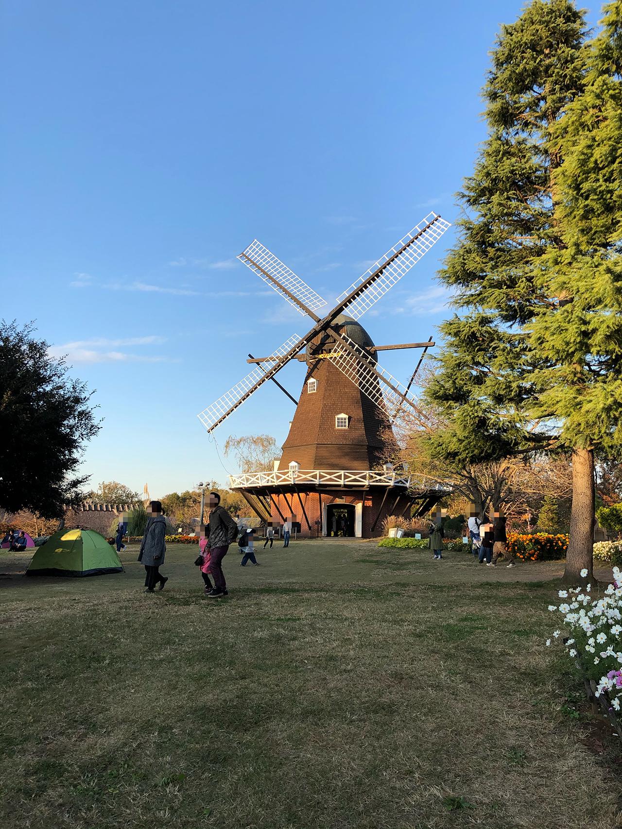 風車の写真5