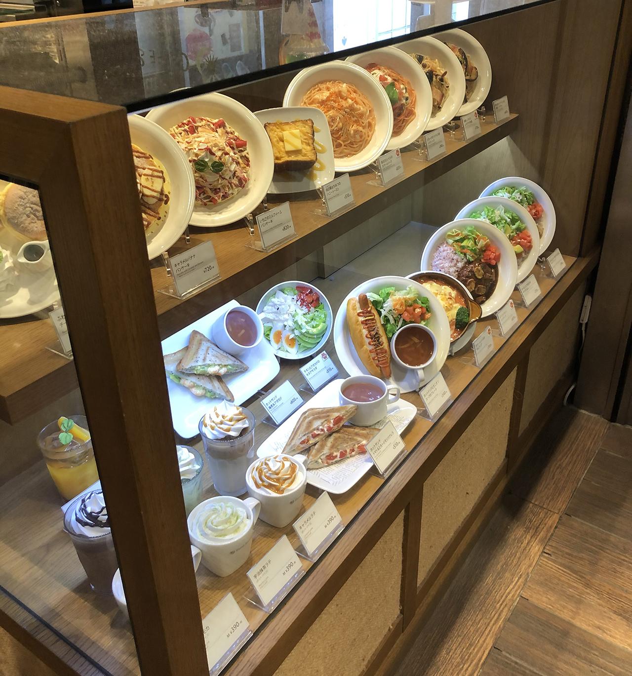 CAFFE SOLARE 海浜幕張駅店の画像