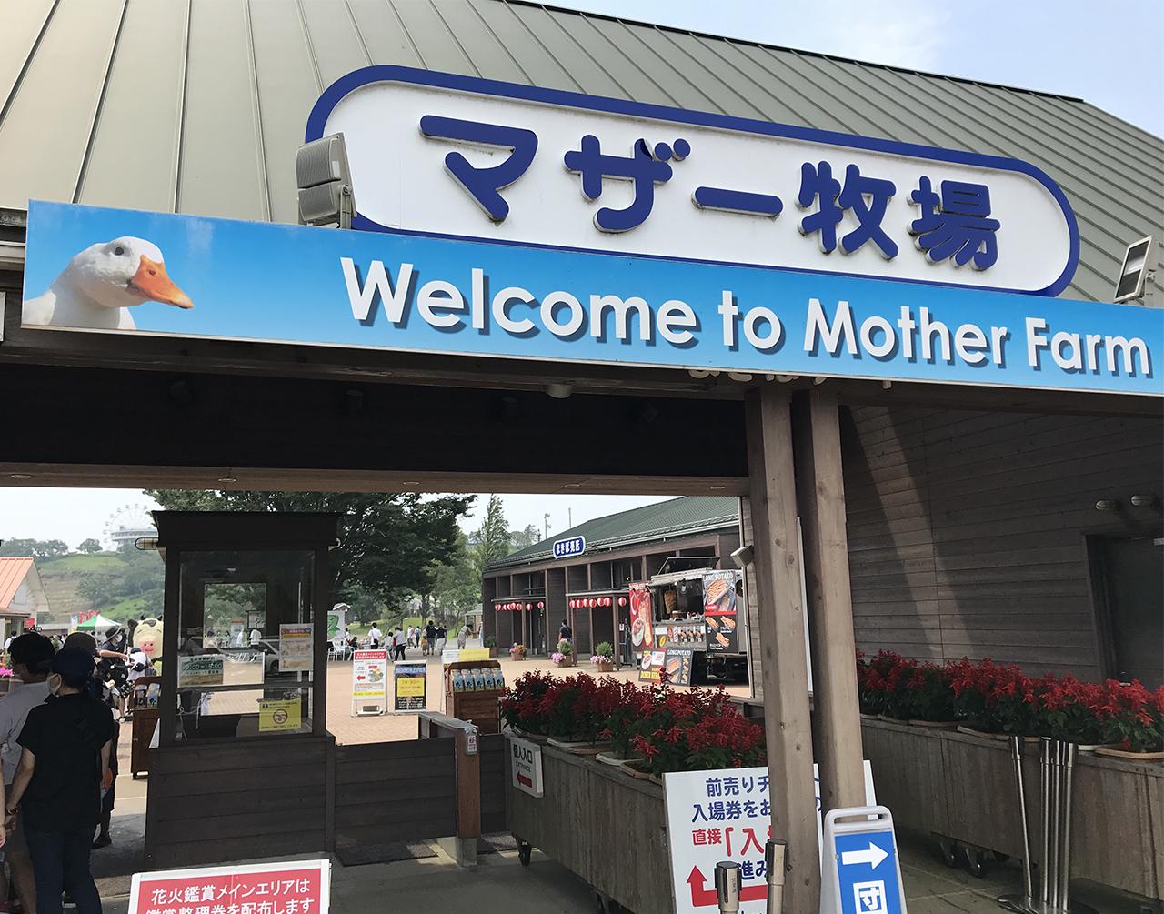 マザー牧場の画像