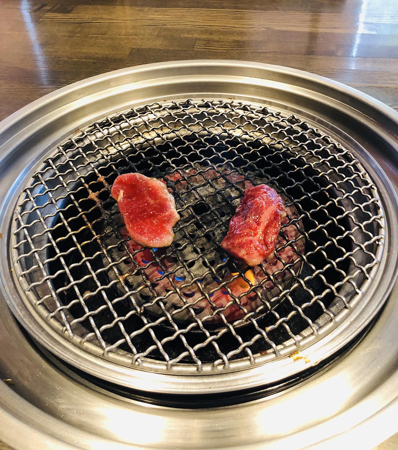 焼肉の写真