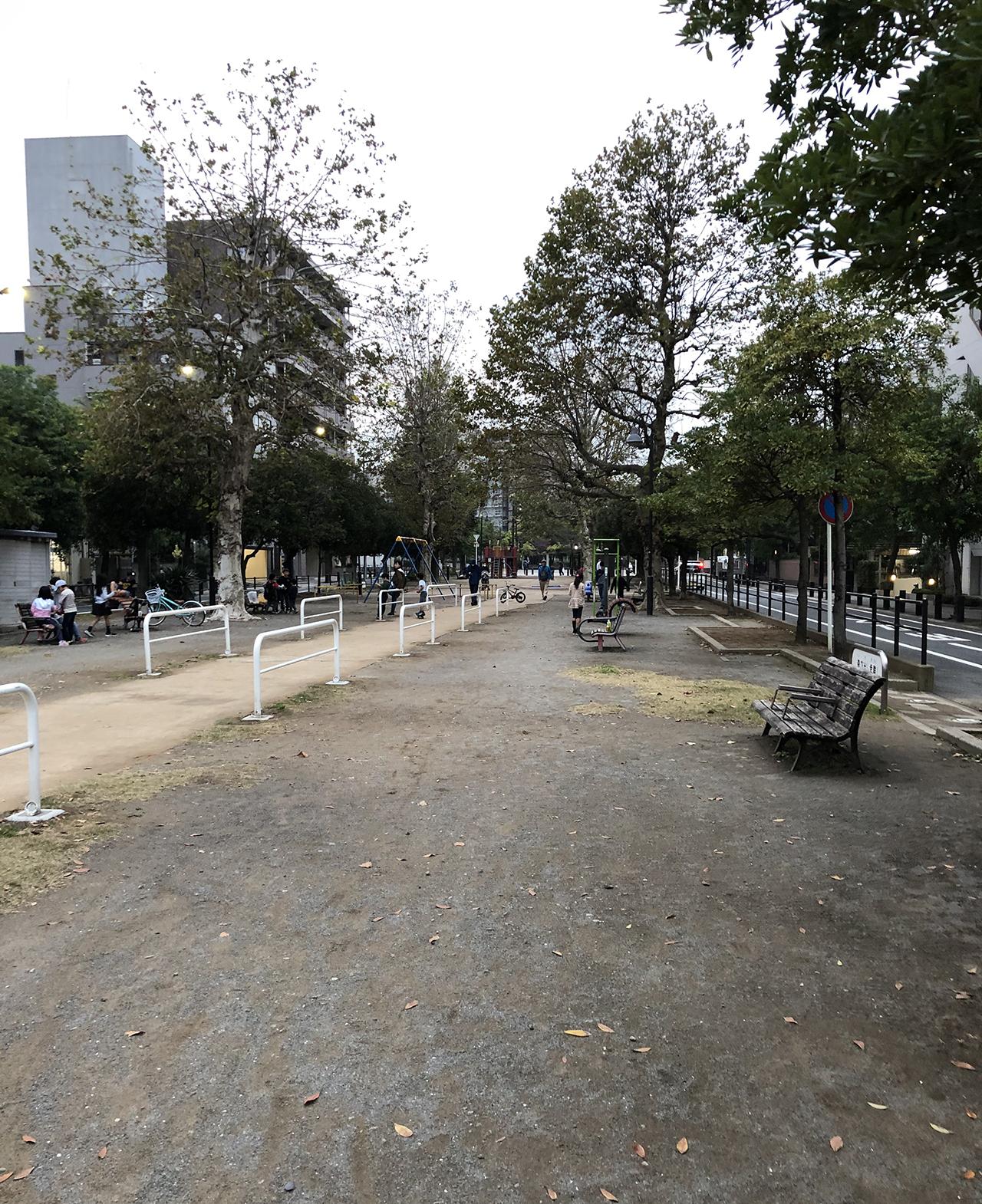 新宿公園の写真2
