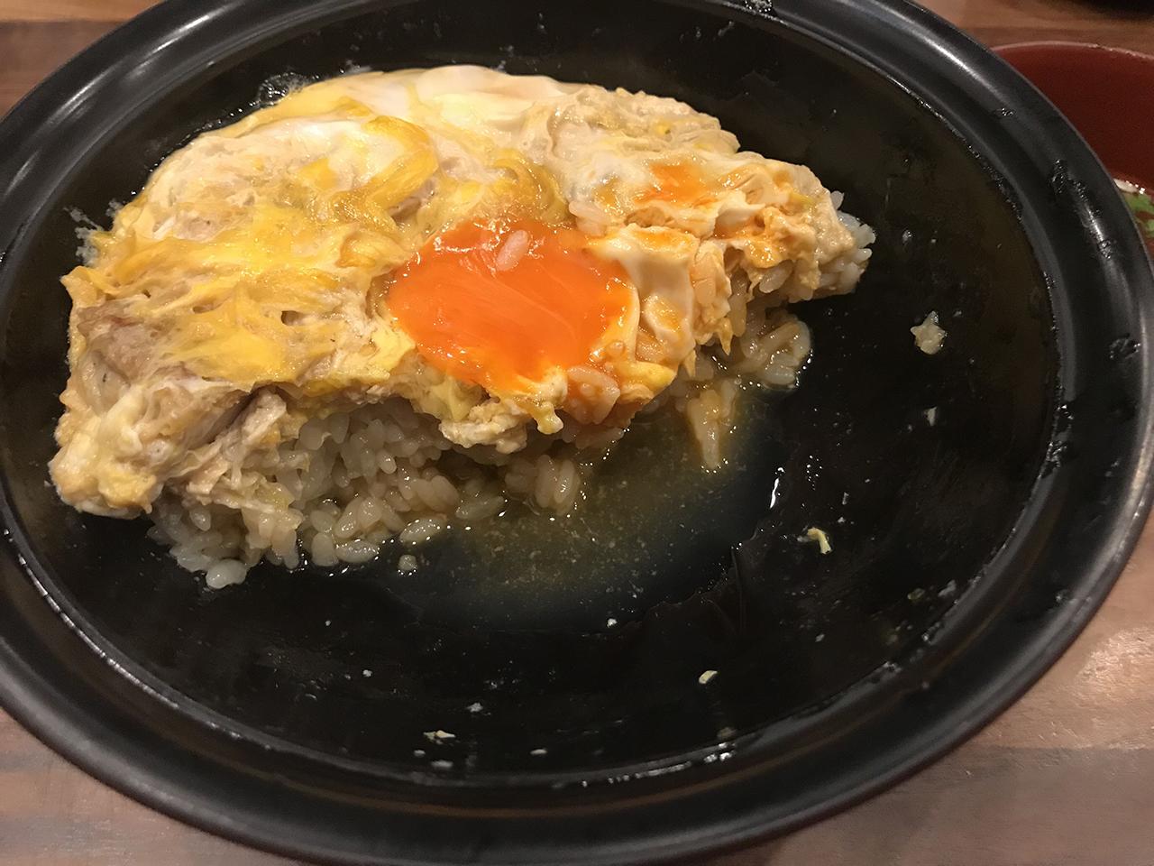 親子丼の写真4