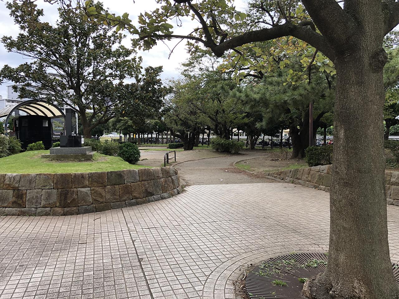 公園内の写真1