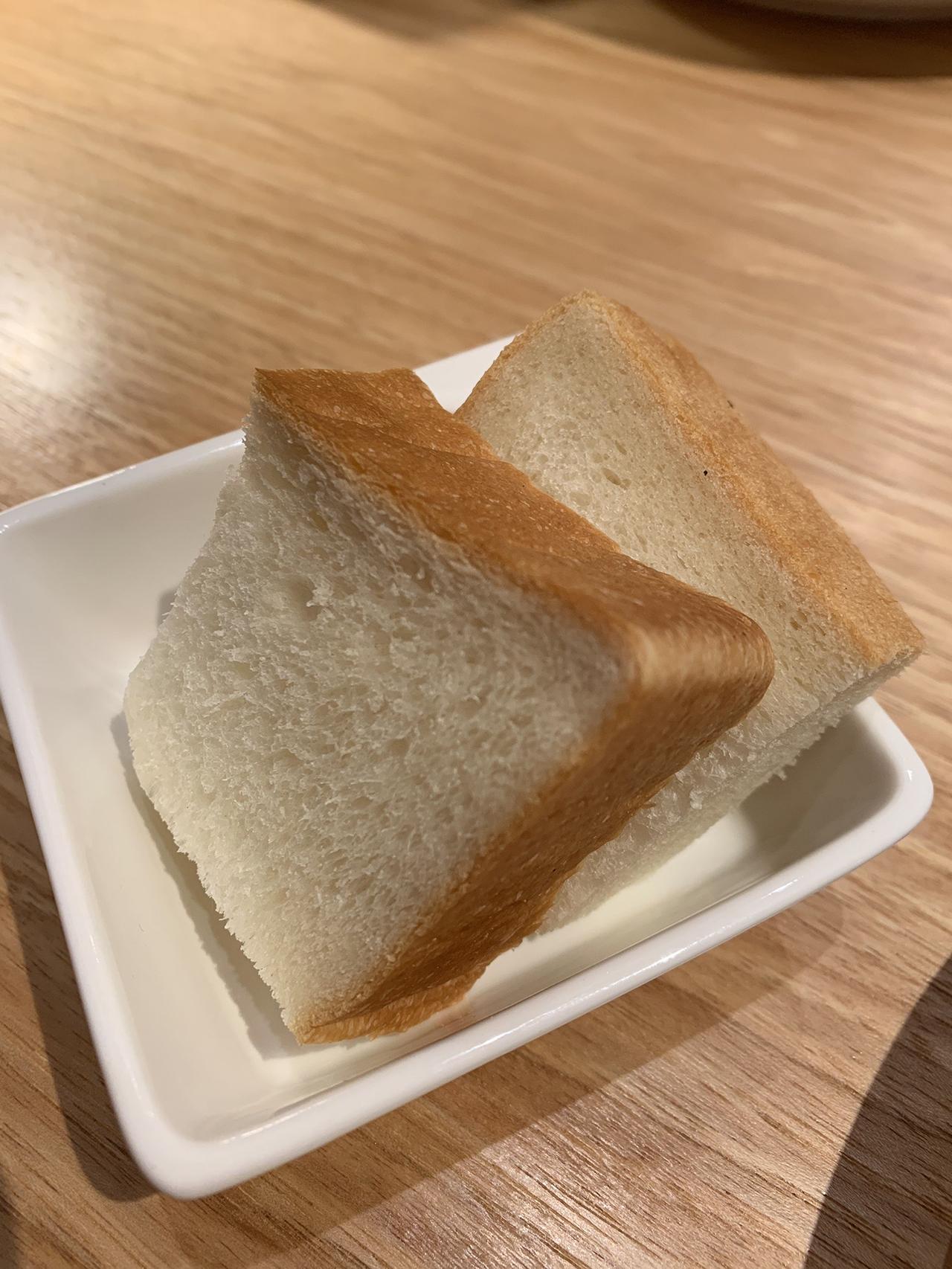 ミニ食パンの写真