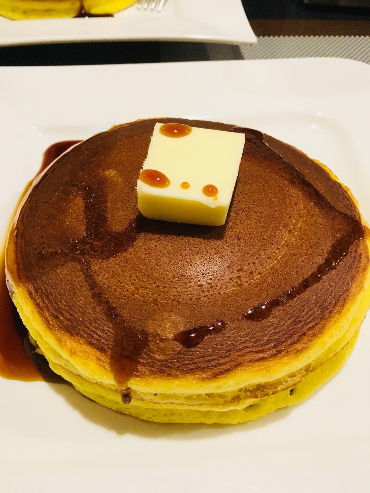ホットケーキの写真
