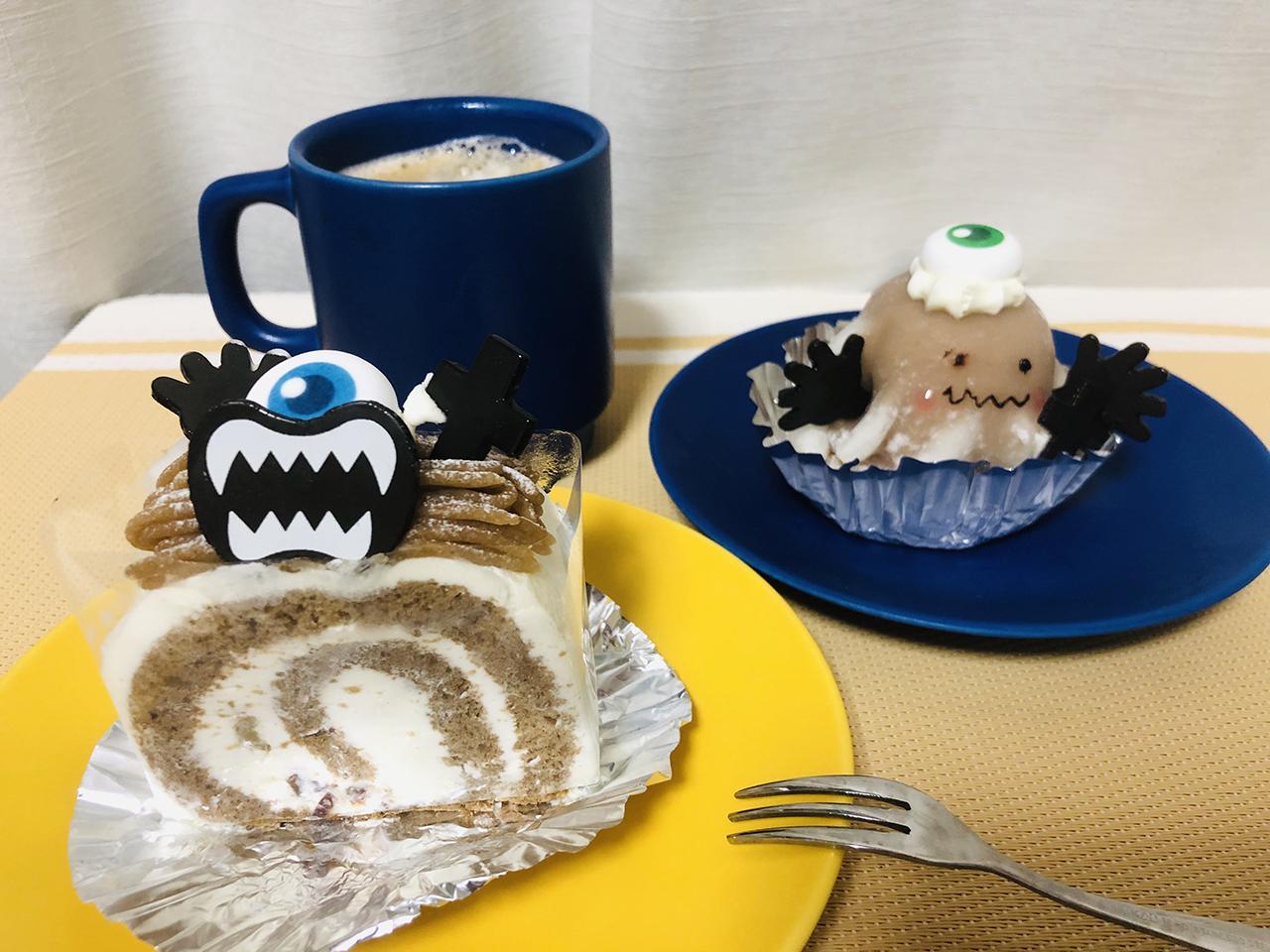 モンスターケーキの写真
