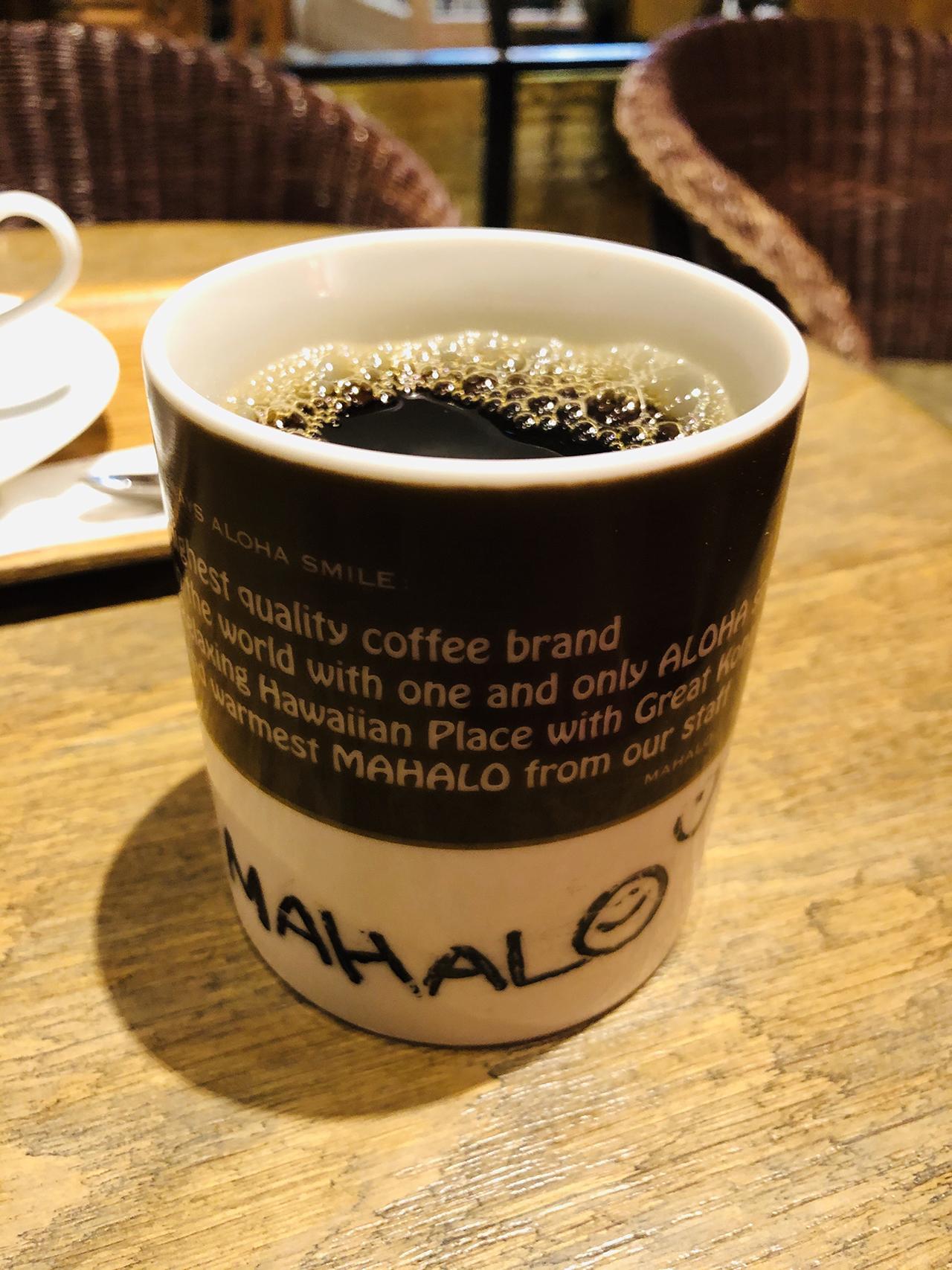 コナブレンドコーヒーの写真