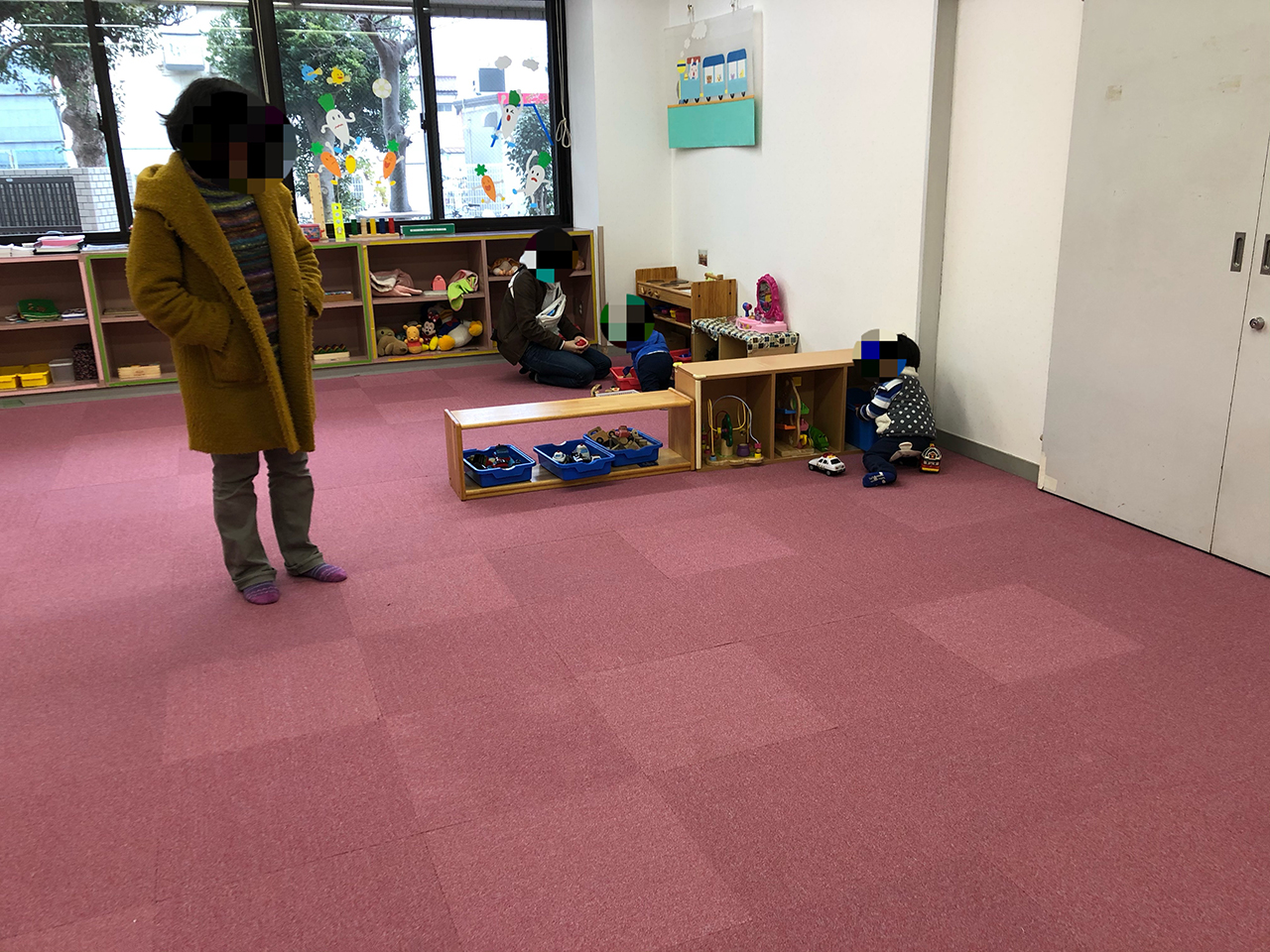 遊戯室の写真