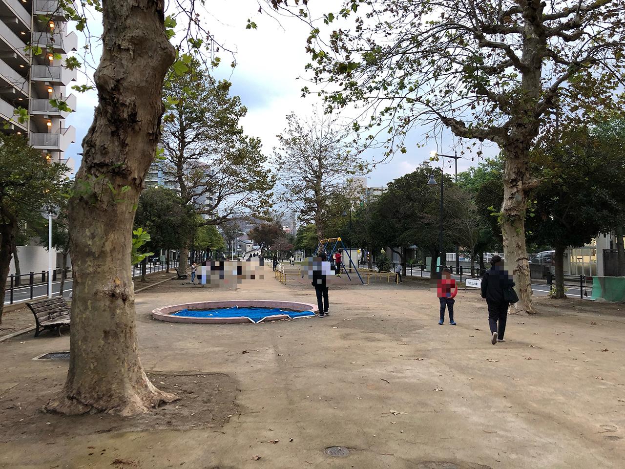 新宿公園の写真