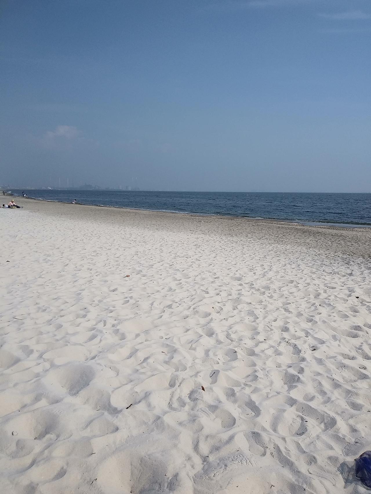 稲毛海浜公園の外観