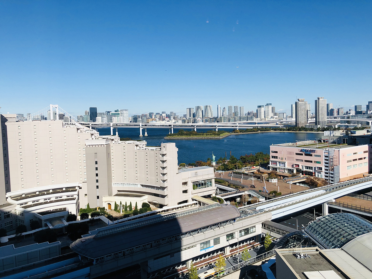 GRAND NIKKO TOKYO DAIBA(グランドニッコー東京 台場)の投稿写真4