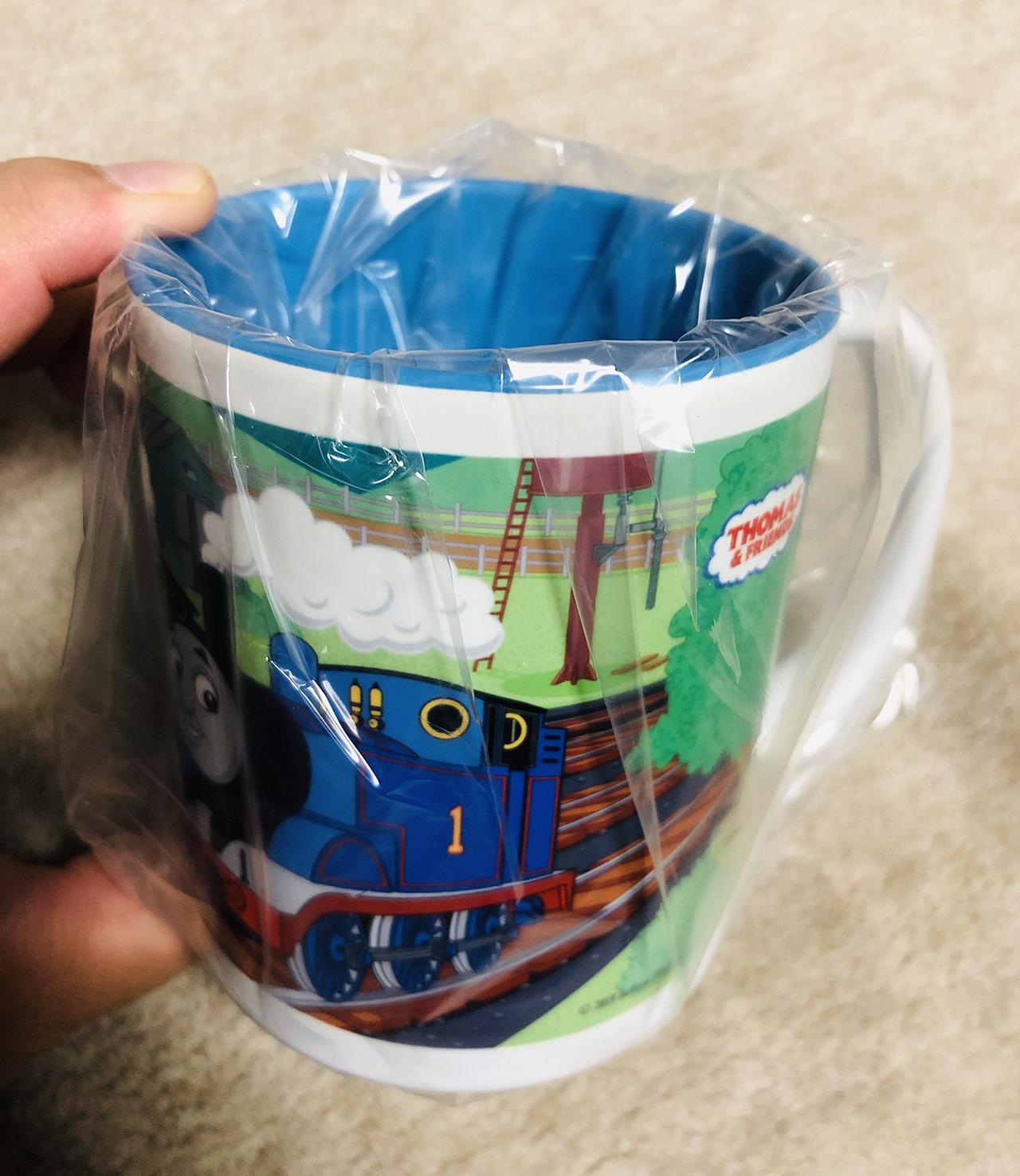 トーマスマグカップの写真