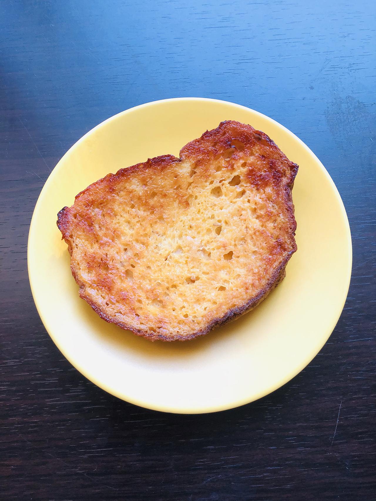 米糀フレンチトーストの写真